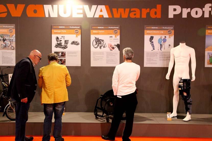 Voor het eerst op het programma: de REVA beurs in Gent