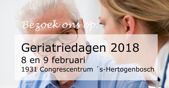 Geriatriedagen 2018 | 's-Hertogenbosch | 8 & 9 februari 2018