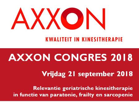 Axxon congres | Vrijdag 21 september | Medische campus Jette VU Brussel