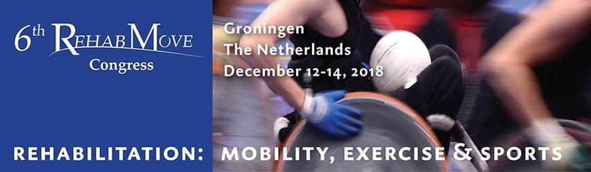 Rehabmove Congres 2018 | 12-14 december | UMCG Groningen