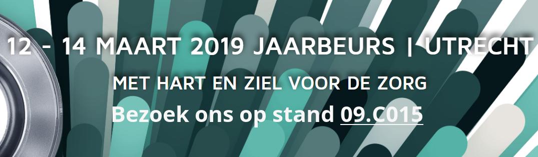 Zorgtotaal 2019 | 12 tot en met 14 maart 2019 | Jaarbeurs Utrecht