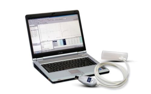 Welch Allyn SpiroPerfect PC based spirometer