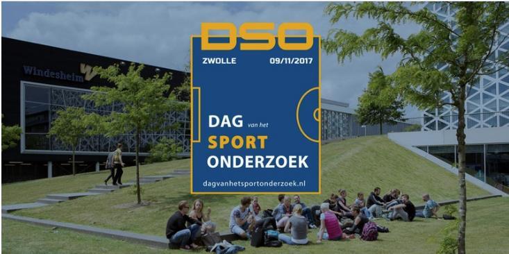 Dag van het Sportonderzoek | 9 november 2017 | Zwolle