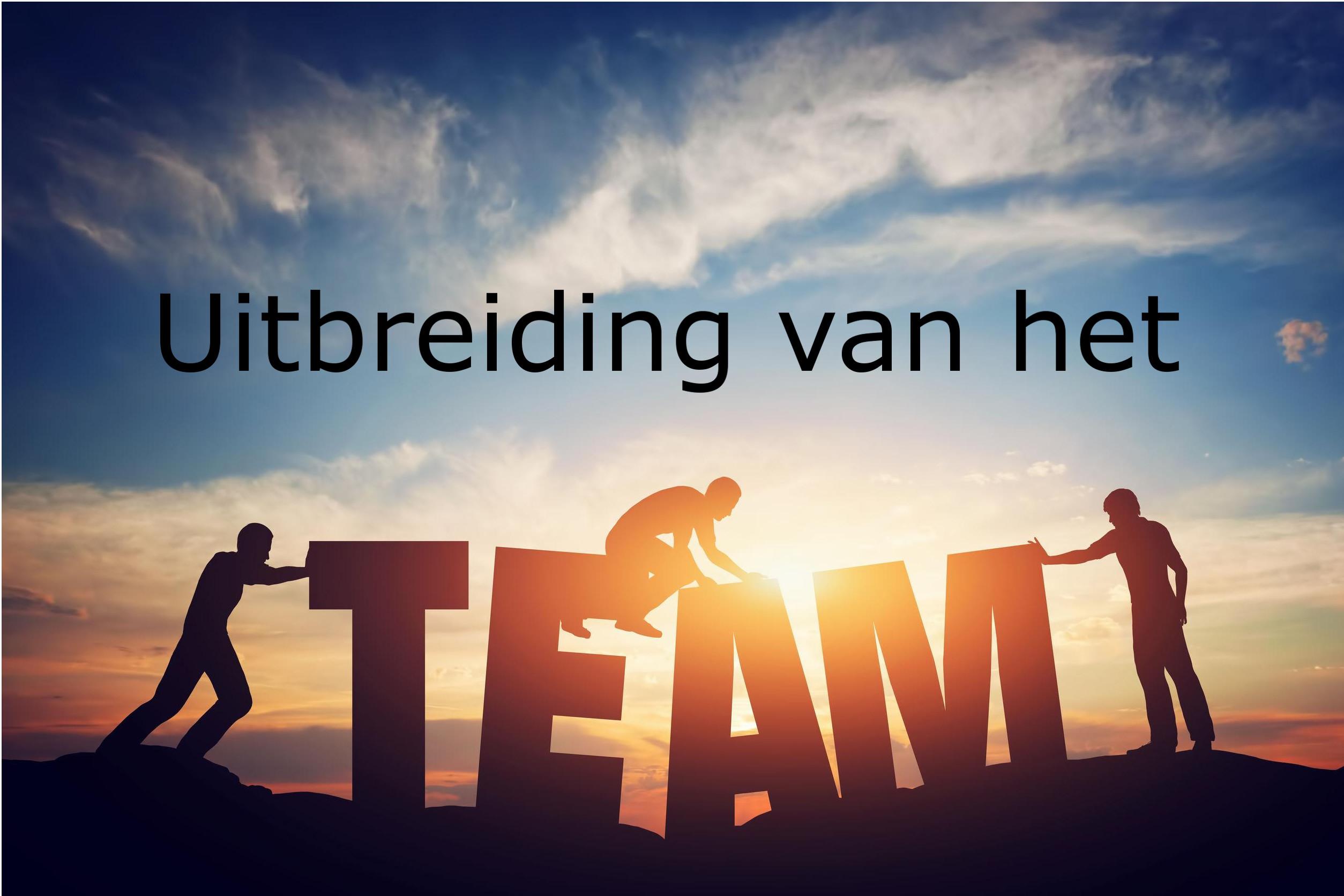 Graag stellen we aan u voor: onze nieuwe medewerker Thijs