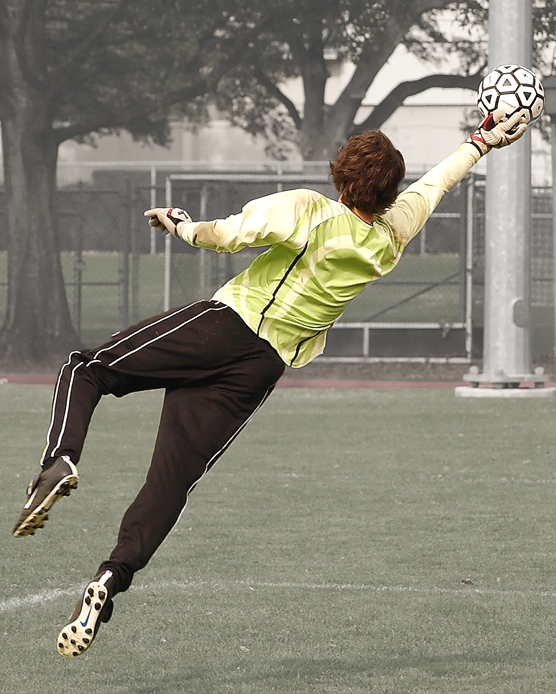 Motion capture: een voorbeeld uit de sportpraktijk