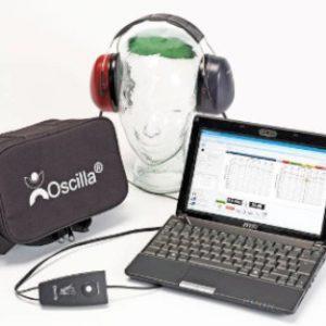 Oscilla audiometer